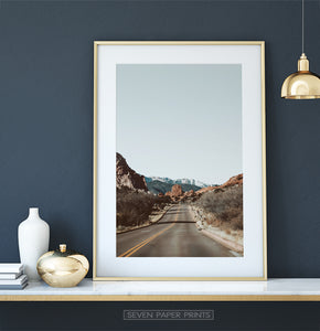 Garden of the Gods Print