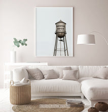 Load image into Gallery viewer, Round Rock Water Tower Photo