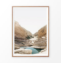 Load image into Gallery viewer, Lake Canyon Wall Art