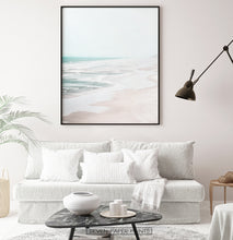Load image into Gallery viewer, Tranquil Beach Poster