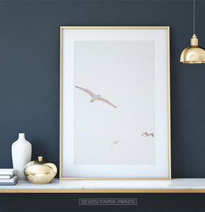 Minimalist Print for Dark Walls