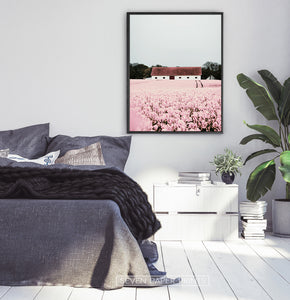 Toscana Hilly Landscape Wall Art