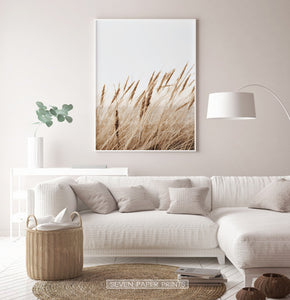 Nature Photo Print for Living Room