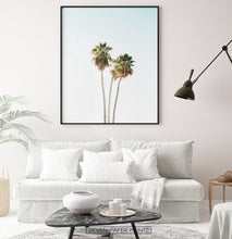 Load image into Gallery viewer, Living Room Tropical Decor Ideas