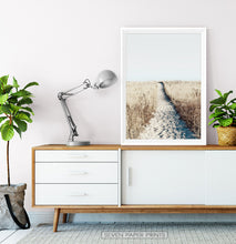 Load image into Gallery viewer, Sandy Beach Path Wall Art