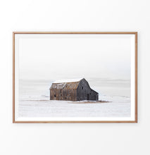 Load image into Gallery viewer, Wooden-framed photo print
