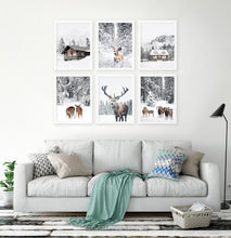 Load image into Gallery viewer, White-framed In the living room