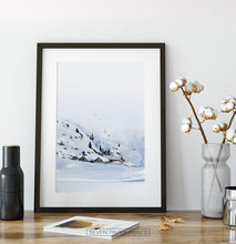 Load image into Gallery viewer, Black-framed on a wooden table