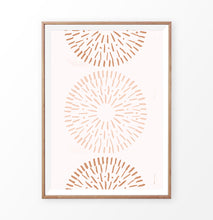 Load image into Gallery viewer, Tribal Circles Print