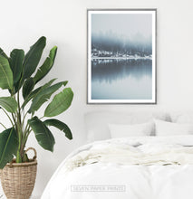 Load image into Gallery viewer, Lake Wall Art Set 3 Piece Nature Prints