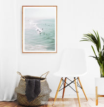 Load image into Gallery viewer, Ocean Surfing Wall Art Ideas