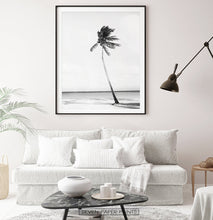 Load image into Gallery viewer, Black and White Coastal Set of 3 Prints