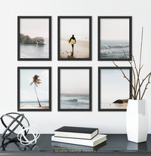 Load image into Gallery viewer, Tropical Sea Photography 6 Piece Wall Art