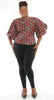 205 -Bell Sleeve Top (3/pk) Free Size - ON SALE - $12.00 Each