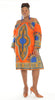 214 - Off-shoulder Dashiki Dress - ON SALE - $15.00 Each (3 pcs per pack)