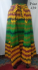 6777A - Six Panel African Print Maxi Skirt (3/pk) - Free Size - $20.00 Each