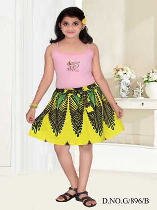 896A/B Kids Skirt - (3 pcs Prepack) $8 Each