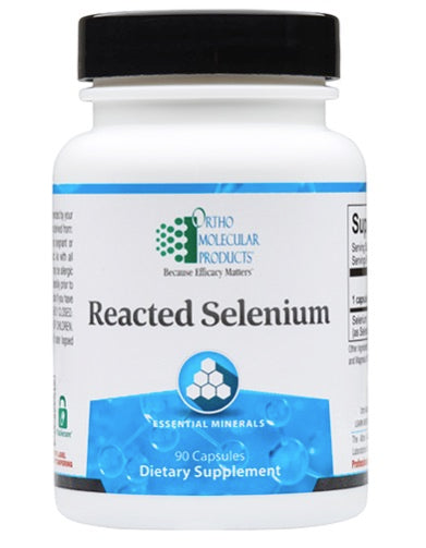 Reacted Selenium