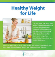 Healthy Weight For Life Course