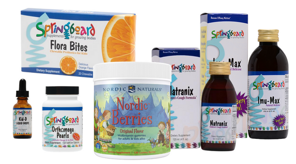 Back-2-School Supplement Bundle