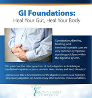 Heal The Gut, Heal The Body Course