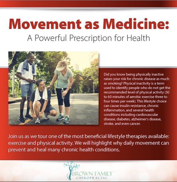 Movement Is Medicine Course