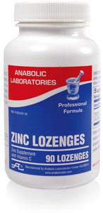 Zinc Lozenges, Orange 90ct