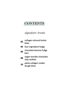 signature treats edition