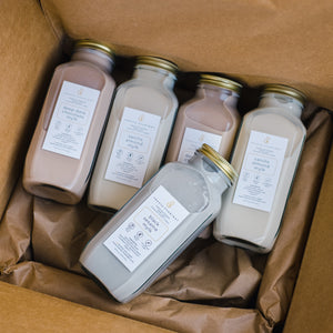 5 nut mylk bundle