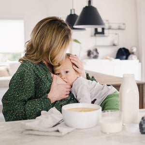 new mama: breastfeeding basics
