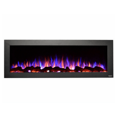 Image of Recessed/Wall Mounted Electric Fireplace