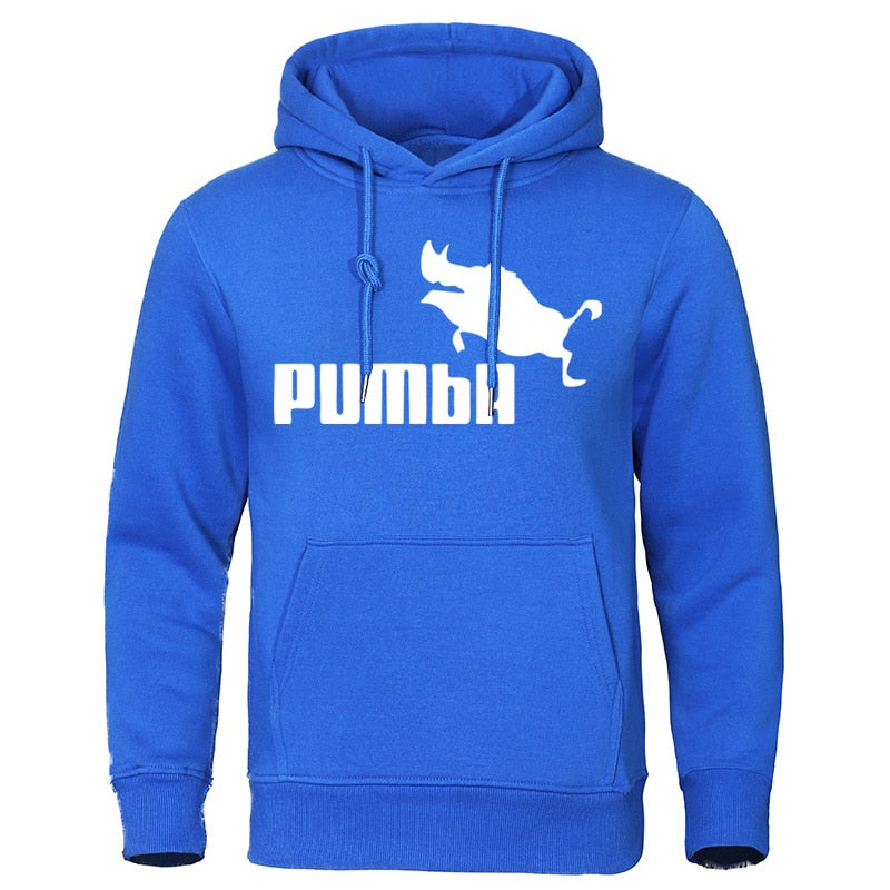 Men's Lion King Pumba Hoodie - Premium-Hoodies.com