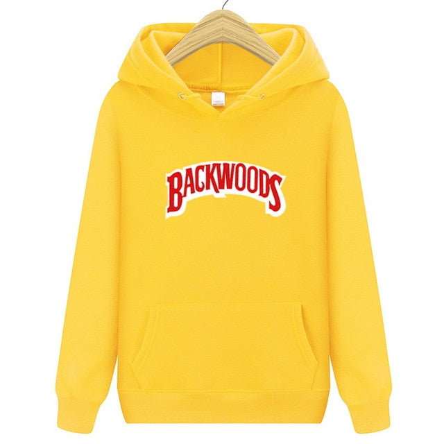 Men's Backwoods Pullover Hoodie - Premium-Hoodies.com