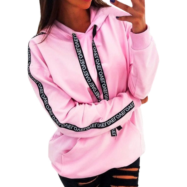 Women's Long Sleeve Pullover Hoodies - Premium-Hoodies.com