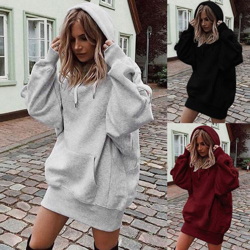 Women Casual Oversized Hoodies - Premium-Hoodies.com