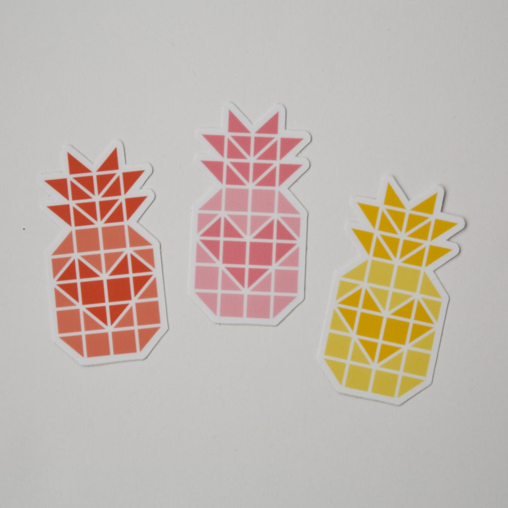 Pineapple Love - Sticker Pack