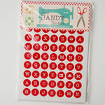 Sew Handy Stickers by Lori Holt