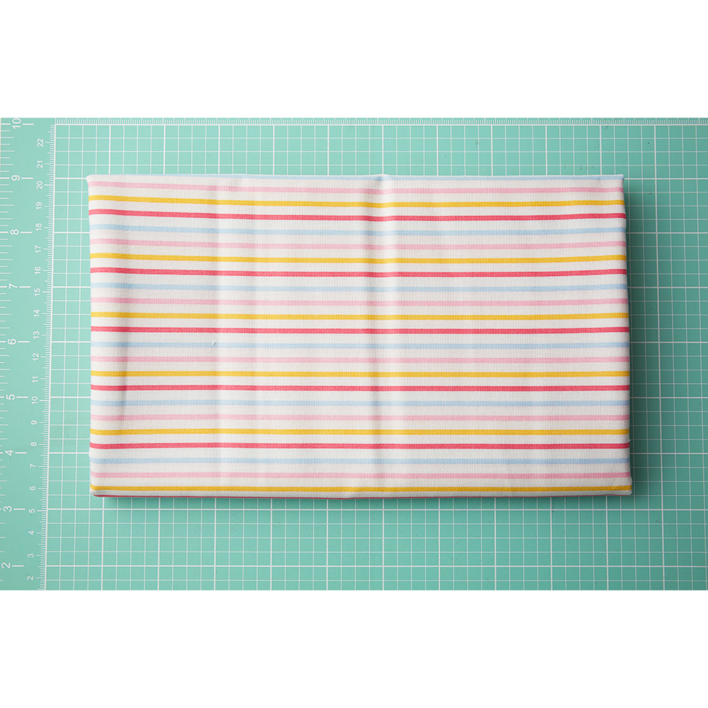 Load image into Gallery viewer, Petite Treat Stripe - 1 Yard Cut