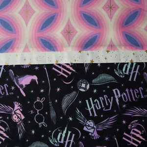Load image into Gallery viewer, Harry Potter Symbols - Pillow Case Kit - FLANNEL