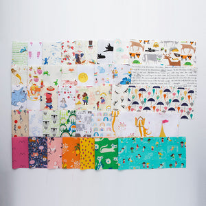 I Spy Love Drops Quilt Kit - Small Throw Size