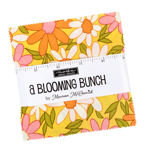 A Blooming Bunch - Charm Pack