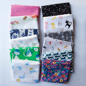 The Cat's Meow - Fat Quarter Bundle