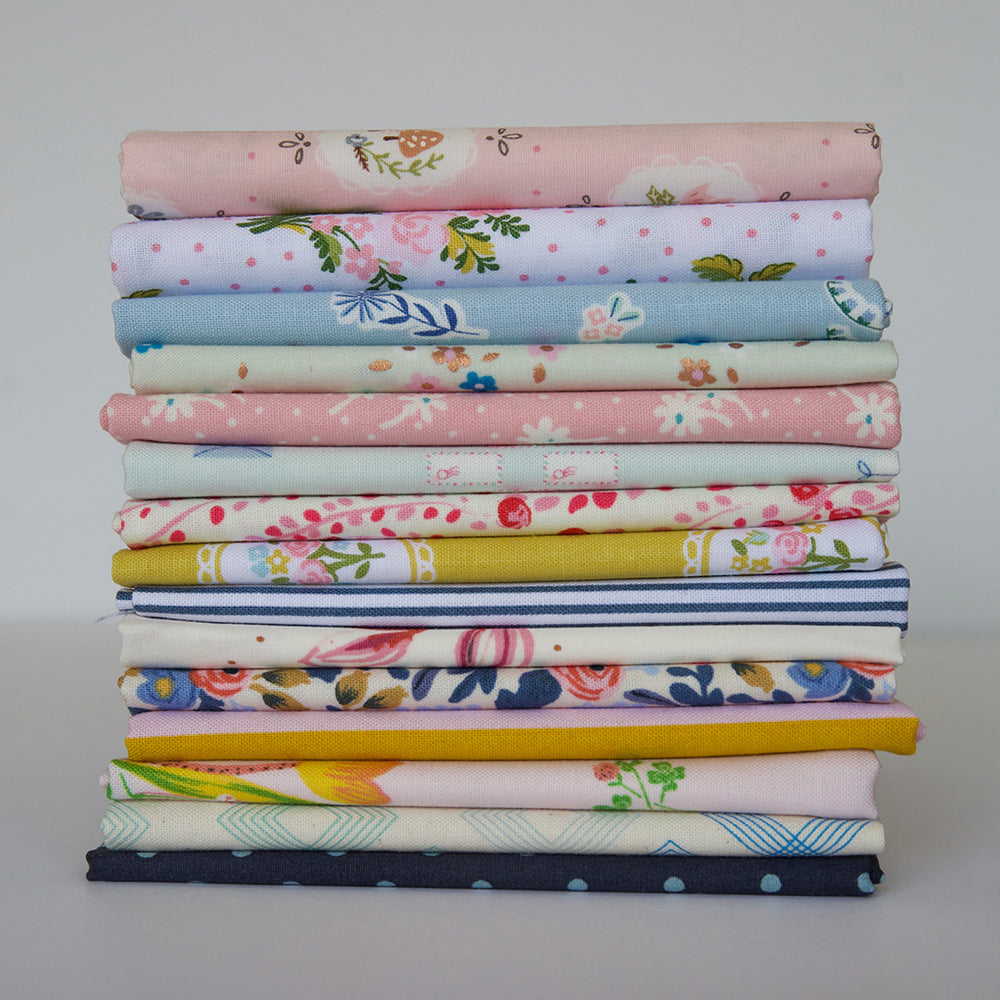 Do You Suppose She's a Wildflower - Fat Quarter Bundle