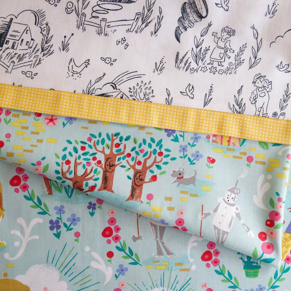 Dorothy's Journey Main - Pillow Case Kit