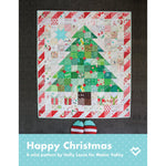 Happy Christmas Mini - Quilt Pattern
