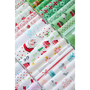 Happy Christmas Quilt Kit