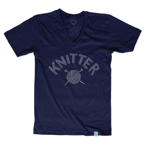 Load image into Gallery viewer, Knitter T-shirt - Maker Valley