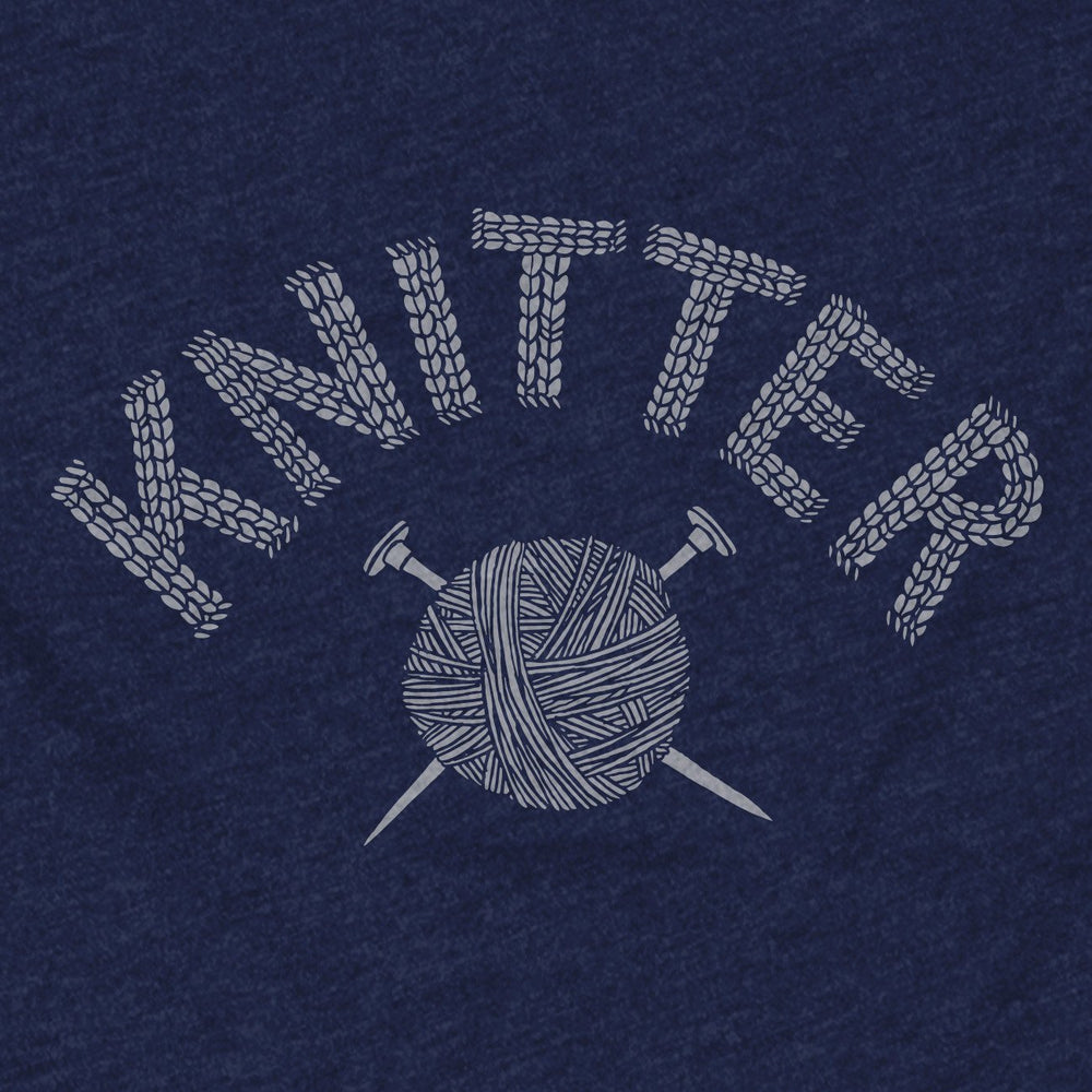 Knitter T-shirt - Maker Valley