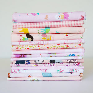 Light Pink - Fat Quarter Bundle