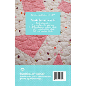I Love You and I Like You - Quilt Pattern